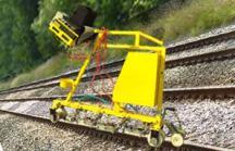 Single Rail Tester